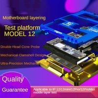 Ensembles à la main professionnelle Model Model12 4in1 Test de la carte mère et plate-forme de maintenance pour le testeur de fonction 12 / 12mini / Pro Max