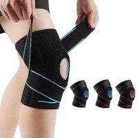 Elbow & Knee Pads Sports Workout Leg Wrap Support Cycling Volleyball Motorcycle Gym Arthritis For Joints Protective Patella