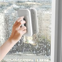 Магнитное окно щетка вакуумные часы Двусторонняя очистка / кисть для очистки / магнитные окна для / очистки стекла Магнитный / стеклоочистительский инструмент