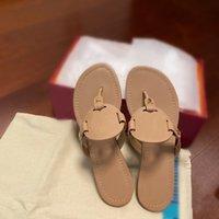 2021 Kadın Sandalet Perçin Yay Düğüm Düz Terlik Sandal Çivili Kız Ayakkabı Yeni Arrivel Jöle Platformu Slaytlar Lady Flip Flop Kutusu ile 35-43