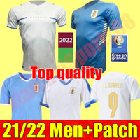Copa América Uruguay Soccer Jersey 19 20 Inicio L.SUAREZ E.CAVANI Shirt D.Godin Away National Team Uniformes de fútbol