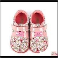 Кроссовки ребенка, родильный падение доставки 2021 детская обувь Tipsietoes бренд высококачественный модный ткань шить детей для мальчиков и девочек