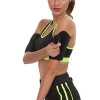 Women's Shapers 1 Pair Sauna Arm Shaper Armbands Body Neoprene Warmers Slimmer Sleeve Trimmers Wraps For Lose Fat Weight Loss