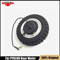 Pièces de moteur de roue arrière d'origine pour Pfilluo X-11 Smart Smart Electric Scooter Roue arrière avec accessoires de moteur 1000W