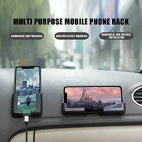 Cell Phone Mounts & Holders Multifunctional Car Holder Mount Mobile Stand Bracket Auto Interior Accessories