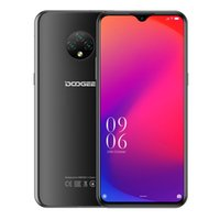 DOOGEE X95 Pro, 4GB+32GB Triple Back Cameras, 4350mAh Battery, Face ID Identification, 6.52 inch Water-drop Screen Android 10 Dual SIM