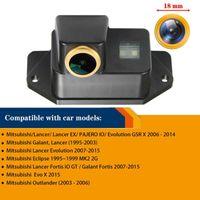 Auto Rückansicht Kameras Parking Sensor Kamera für Mitsubishi Lancer EVO 2008 ~ 2014 Ex 2012 ~ 2021, Backup Nachtsicht HD