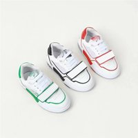 Kids Designer Shoes Children Toddler Sneakers Fashion Letter Printed High Quality Breathable Outdoor Sport Running Walking Shoe Boys Girls Non-Slip Casual Sneaker