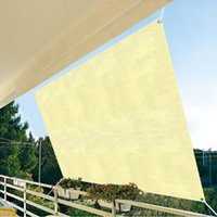 Shade 40# Waterproof Sunshade Canvas Awning For Outdoor Sun Sail Garden Canopy Tent Beach Camping Patio Pool