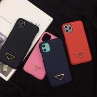 Fashion Luxury Designer PC Custodie per telefoni cellulari per iPhone 11 12 Pro Max X XR 7 8 Plus
