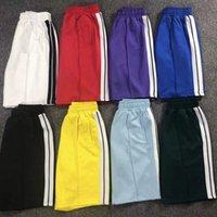 21SS Goood Qaulity Designer Shorts High Street Pantalons courts Hommes Sports Sports Santé Hip Hop Streetwear Mens Vêtements Taille: S-XL PA2548
