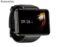 DM101 Smart Watch 4G сердечный рисунок Tracker Dial Call 2.86 '' большой экран IP67 водонепроницаемый 2080mah Ultra-Dangy 3 + 32G