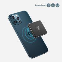 Nuovo arrivo Mini Portable Portable 5000mAh Magnetic Power Power Bank portatile Power Bank per iPhone12 Pro Max Mini Pro
