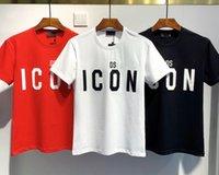 2021 Moda Icon Tasarımcılar Erkek Kadın T Gömlek # DT005 Kapalı Yaz Klasik Akçaağaç Yaprak Tees Essentials Beyaz Harfler Baskı Rahat Giyim