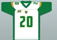 Мужчины Футбол XFL 20 # Vipers Style College Flamboyant Мода Уникальные трикотажные изделия, Пользовательские Просьба Добавить замечания в порядке Женский Молодородный Спорт Высокий Qualigilbert