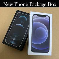 IPhone 12 için Yüksek Kaliteli Telefon Paketleme Kutusu 12 Mini 12Pro Max Paket Kutuları