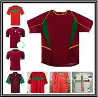 2010 2011 1998 1999 2002 2004 Retro F.COENTRÃO RUI COSTA soccer Jersey home FIGO RONALDO NANI QUARESMA 98 99 10 11 FOOTBALL shirts
