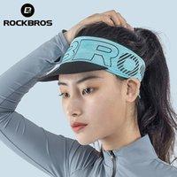 ROCKBROS Bandana Summer Cycling Headband Cap Men Women Running Riding Bandanas