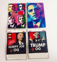 Trump OG Sleepy Joe 3.5g Mylar Bag PK Cook Bags Sides selado bolsa lisa 2021 420 Vazio Biden Obama