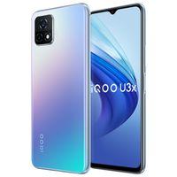 "Original vivo IQOO U3X 5G Mobiltelefon 6 GB RAM 64GB ROM Snapdragon 480 Octa Core Android 6.58 ""Vollbild 13.0mp 5000mAh Fingerprint-ID Face Wake Smart-Handy"