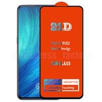 21Dフルグレイスクリーンプロテクター強化ガラス保護プルーフ湾曲カバーガードフィルムカバーシールドHuawei P50 P40 Lite eメイト40 30 y5p y6p y7p y8p y8s y7a y9a