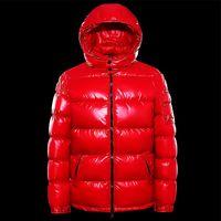 Herrenjacke Designer Down Jacket Hohe Qualität Hoodie 2021 Luxus Klassische windbeständige Warme Männer und Damen Modebrief Stickerei Beiläufige Mantel SS