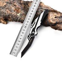 2021 HW214 Klappmesser Outdoor Messer Camping Mehrzweck Schneidwerkzeug Taktische Edelstahlschutz Multifunktionsausrüstung