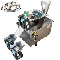 Máquina de masa hervida SAMOSA Máquina de masa hervida automática 4800PCS / H Máquina de envoltura de bola de masa de bola de masa de acero inoxidable por mar OWB11049