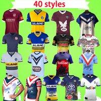 2021 Super Rugby League Jersey Maru Bulldog Saint George Manly Seahawks Rooster 카우보이 멜버른 Parramatta 21 22 훈련 착용 슈트 성인 망 셔츠 크기 : S-5XL