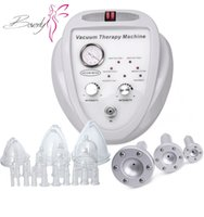 Breast Enlargement Machine Butt Lifting Vacuum Therapy Cellulite Cupping Scrapping Massager For Guasha Skin Tightening Dropship