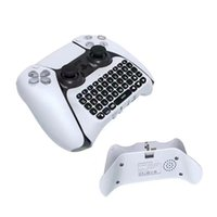 PS5 Handle Bluetooth Keyboard Wireless Laptop Gaming Keys For PC P5 Controller Playstation Accessories Gamepad Peripherals