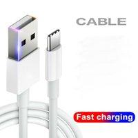 كابل USB عالي السرعة شاحن سريع Micro USB نوع C شحن الكابلات 1M 2M 3M جودة عالية للهاتف الذكي