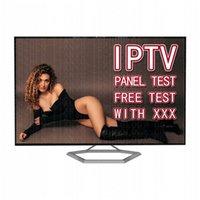 IPTV M3U 12Months Abonnement Smart TV 4K Ücretsiz Test Ile 4K Android Kutusu Bayi Paneli