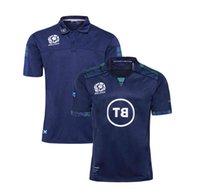 Resyo для Шотландии 2019/2020 Главная Про регби спортивная рубашка