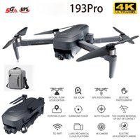 193Pro Drone With Two-axis Gimbal Brushless Motor 1000 Meters GPS Drone Aerial Photography Helicopter Foldable Quadcopter Dron