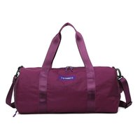 Duffel Bags Fitness Yoga Large Duffle Weekender Dry-wet-separation Physical Exercise Sports Handbags Travel Oxford Boston Bag Women Men