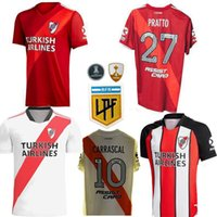 2021 2022 النهر لوحة لكرة القدم الفانيلة Quintero Pratto Borre Carrascal Home بعيدا 20 21 21 22 كرة القدم الرجال والأطفال قميص