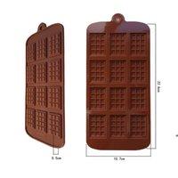 Silikonform 12 Sogar Schokoladenform Fondant Formen DIY Candy Bar Form Kuchen Dekoration Werkzeuge Küche Backen Zubehör FWA4828