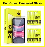 Full Cover Clear Screen Protector for iPhone 12 Mini Pro Max 11 XR XS 7 6 8 Plus 9H Tempered Glass
