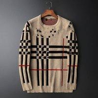 Suéter dos homens Mens 211ss Luxury Designer Roupas de manga longa Designers de manga para camisolas Homens Jumper Hoodies Marca de moda Mola de outono Luxurys Sweater tamanho M-3XL
