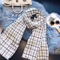 200X65cm keep warm classic Accessories color option scarf fashion tassel designer C scarves for elegance lady selection Boutique tippet( no box)
