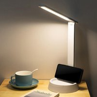 Table Lamps LED Desk Lamp Dimmable Brightness Adjustable Eye-Protected Bedroom Bedside Reading Touch Switch