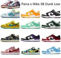 2021 مكتنزة SB dunky dunk رجل بارا x أحذية FTC جامعة بلو كوست سيراكيوز الليزر الليزر الكلاسيكية الكلاسيكية الخضراء منخفضة الرجال النساء المدربين الرياضة أحذية رياضية 36-45