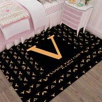 Alfombras de dibujo abstracto personalizado para sala de estar Alfombras modernas de la casa del dormitorio de la cama del lado de la cama del sofá del sofá de la mesa de la alfombra