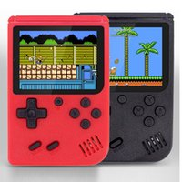 400-in-1 Handheld Video Game Console Retro 8-bit Design with 2.4-inch Color LCD and 400 Classic Games -Supports one Players ,AV Output (Cable Included)