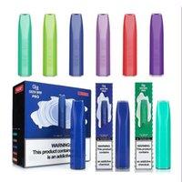 Geek Bar Pro Disposable E Cigarettes Vape Pen 1500 Puffs 850mAh Battery 4.5 ML Prefilled pods Vaporizer Kit