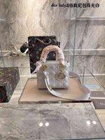 Dr top di alta qualità marmonte borse a tracolla donna in argento catena a catena a tracolla borsa borse borse borse da borse di alta qualità sacchetto di stoccaggio sacchetto di messaggi femmina fxkt