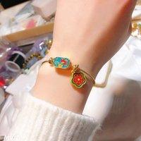 [Original Design] Xiaohongshu empfiehlt Gufasa Gold Universal einstellbares Net Red Aommer Pendant-Zubehör-Armband