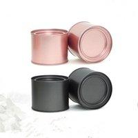 250 ml thee kan tikken pot jar comestic containers draagbare afdichting metalen blik keuken snoep jar thee koffie doos owb8585