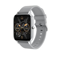 IP67 Vattentät H80 Smart Watch Sova Hjärtfrekvensövervakning Information Påminnelser Fitness Armband Mode Armband
